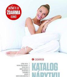 Akční leták Casarredo katalog nábytku 2014