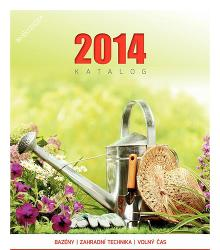 Akční leták Mountfield katalog 2014
