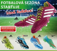 Sportisimo Fotbalová sezona startuje, 1. 4. – 30. 4. 2014