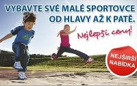 Sportisimo Sportovní vybavení pro děti, 1. 4. – 30. 4. 2014
