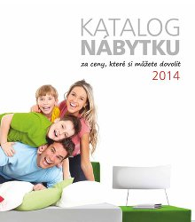 Akční leták Tempo Kondela katalog nábytku 2014