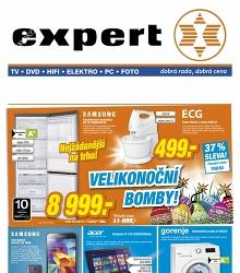 Akční leták Expert Elektro