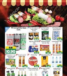 Akční leták Tamda Foods