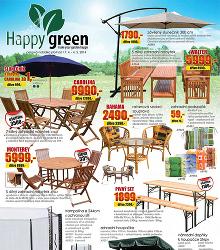 Akční leták Unibrick Happygreen