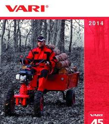 Akční leták Vari Katalog 2014