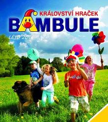 Akční leták Bambule - Letní katalog 2014