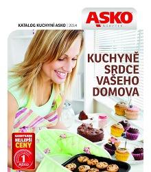 Akční leták ASKO nábytek - katalog kuchyní 2014