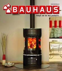Akční leták BAUHAUS Katalog kamna 2014