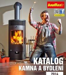 Akční leták bauMax Katalog Kamna a bydlení 2014