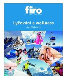 Akční leták Firo Tour Lyžování a wellness zima 2014/2015