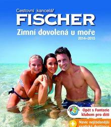 Akční leták CK Fischer Zimní dovolená u moře 2014/2015