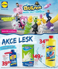Lidl Akce lesk!, 15. 9. – 21. 9. 2014