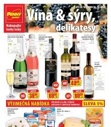 Akční leták Penny Market Katalog vín od 10.10.