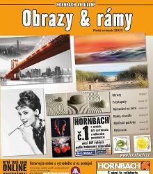 Akční leták HORNBACH Obrazy & rámy