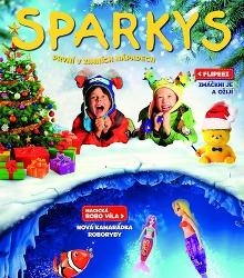 Akční leták Sparkys - Katalog Zima 2014