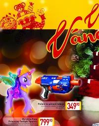 BILLA Vánoční katalog od pondělí 13. 10., 13. 10. – 24. 12. 2014