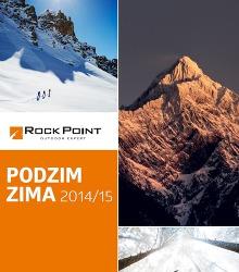 Akční leták Rock Point katalog podzim/zima 2014/2015