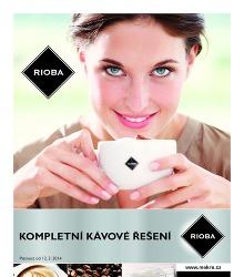 Akční leták Makro Kompletní kávové řešení