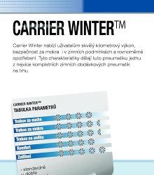 Akční leták Pirelli - Carrier Winter
