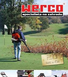 Akční leták Werco katalog podzim/zima 2014