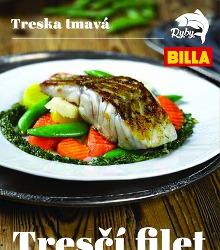 Akční leták BILLA Leták recepty z čerstvých ryb