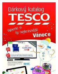 TESCO Leták, 10. 12. – 24. 12. 2014