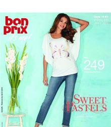 Akční leták Bonprix Sweet pastels