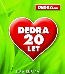 Akční leták Dedra katalog 1