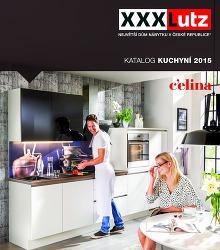 Akční leták XXXLutz - Katalog kuchyní 2015