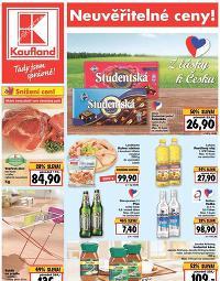 Kaufland, 29. 1. – 4. 2. 2015