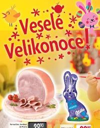 BILLA Leták Veselé Velikonoce od pondělí 9. 3., 9. 3. – 6. 4. 2015