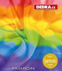Akční leták Dedra fashion katalog 3