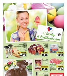 Akční leták Kaufland - Z lásky k Velikonocům
