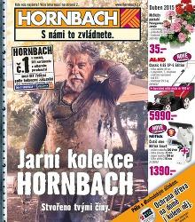 Akční leták HORNBACH Jarní kolekce HORNBACH