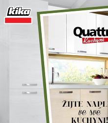 Akční leták Kika Žijte naplno ve své kuchyni!