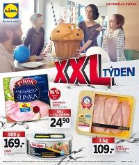 Lidl - XXL týden, 4. 5. – 10. 5. 2015