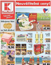 Kaufland, 25. 6. – 1. 7. 2015