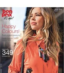 Akční leták Bonprix Happy Colours