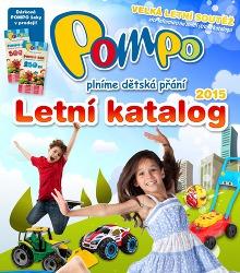 Akční leták Pompo Letní katalog 2015