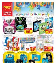 Akční leták Penny Market Školní katalog od středy 19.8.