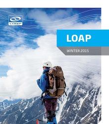 Akční leták Loap katalog Zima 2015