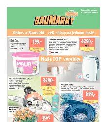 Akční leták Globus baumarkt Aktualní nabídka