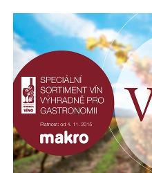 Akční leták Makro HoReCa víno