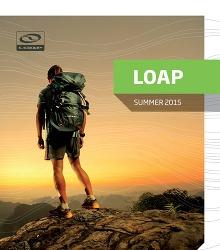 Akční leták Loap katalog Léto 2015