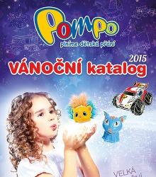 Akční leták Pompo Vánoční katalog 2015