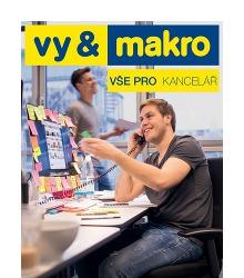 Akční leták Makro Vše pro kancelář
