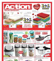 Akční leták Action akční leták
