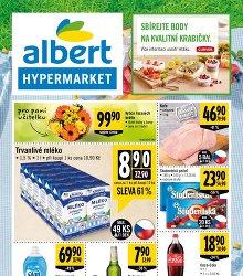 Akční leták Albert Hypermarket