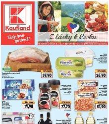 Akční leták Kaufland