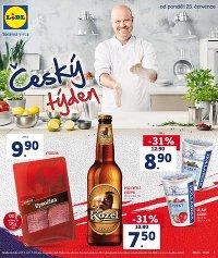 Lidl Český týden, 25. 7. – 31. 7. 2016